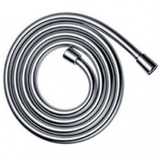 Hansgrohe Isiflex wąż prysznicowy z imitacją powierzchni metalicznej 1,60 m. - 405364_O1