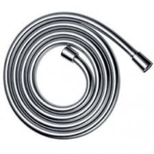 Hansgrohe Isiflex wąż prysznicowy z imitacją powierzchni metalicznej 1,60 m. - 405366_O1