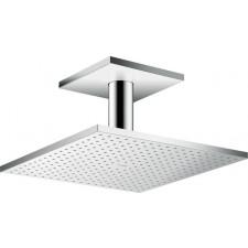Axor ShowerSolutions deszczownica 300/300 1jet z podłączeniem do sufitu, chrom - 773490_O1