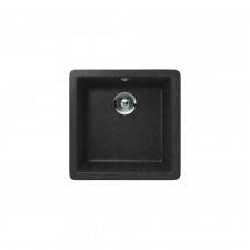 Teka zlewozmywak granit Radea 390/370 TG Metalic onyks - 686640_O1