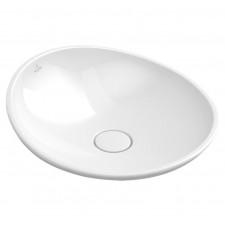 Villeroy & Boch My Nature umywalka do blatu 45 cm biała - 454393_O1
