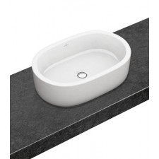 Villeroy & Boch Architectura Umywalka stojąca na blacie 600 x 400 mm - Weiss Alpin - 464249_O1