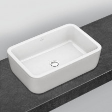 Villeroy & Boch Architectura Umywalka stojąca na blacie 600 x 400 mm - Weiss Alpin - 464251_O1