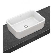 Villeroy & Boch Architectura Umywalka stojąca na blacie 600 x 400 mm - Weiss Alpin - 464252_O1
