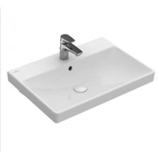 Villeroy & Boch Avento Umywalka meblowa 600x470 weiss alpin ceramicplus - 686739_O1