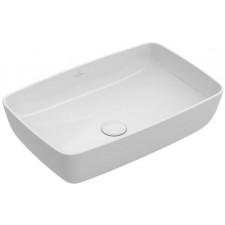 Villeroy & Boch Artis umywalka stojąca na blacie 580 x 380 mm Star White CeramicPlus - 579811_O1