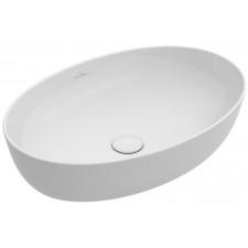 Villeroy & Boch Artis umywalka stojąca na blacie 610 x 410 mm Star White CeramicPlus - 579833_O1