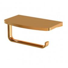 Steinberg uchwyt na papier z półką, rose gold - 822394_O1