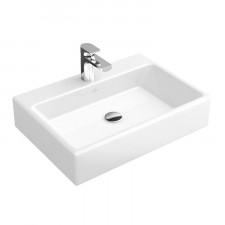 Villeroy & Boch Memento Umywalka nablatowa 50x42 Weiss Alpin Ceramicplus - 9992_O1