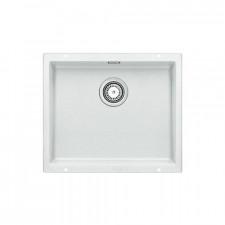 Blanco zlewozmywak ceramiczny SUBLINE 500-U biały połysk bez korka automatycznego - 527891_O1