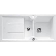 Blanco zlewozmywak ceramiczny IDESSA 6 S biały połysk - 684156_O1