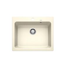 Blanco zlewozmywak Silgranit NAYA 6 bez korka automatycznego jaśmin - 685028_O1