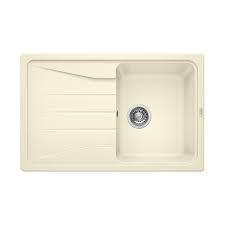 Blanco zlewozmywak Silgranit SONA 45 S jaśmin bez korka automatycznego - 685684_O1