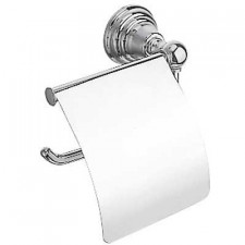 Tres Retro uchwyt na papier toaletowy chrom - 3918_O1