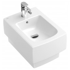 Villeroy & Boch Memento bidet, 375 x 560 mm, model wiszacy, star white ceramicplus - 357271_O1