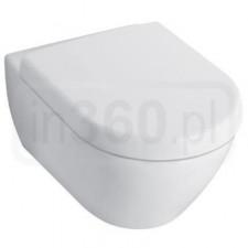 Villeroy & Boch Subway 2.0 miska WC wisząca bezrantowa, DirectFlush 370 x 560 mm Weiss Alpin AntiBac - 580035_O1