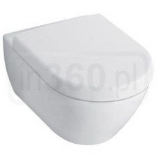 Villeroy & Boch Subway 2.0 miska WC wisząca bezrantowa, DirectFlush 370 x 560 mm Weiss Alpin AntiBac CeramicPlus - 580054_O1