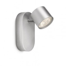 Philips Star kinkiet aluminium 1x3W SELV LED - 508612_O1
