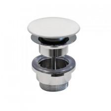 Catalano korek klik-klak do umywalki z przelewem ceramiczny biały - 786648_O1
