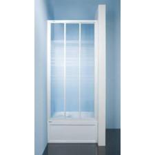 Sanplast drzwi rozsuwane DTr-c-100-110 biały P - 631295_O1