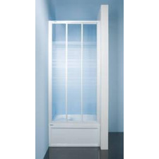 Sanplast drzwi rozsuwane DTr-c-110-120 biały P - 631313_O1