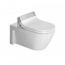 Duravit Sensowash Zestaw Starck 2 miska wisząca WC + deska z funkcją mycia (610001002004300+2533590000) - 572331_O1
