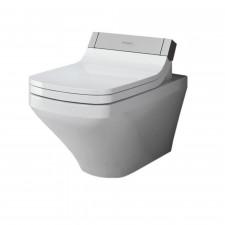 Duravit SensoWash zestaw Durastyle miska wisząca WC + deska z funkcją mycia (610200002004300+2537590000) - 572333_O1