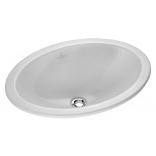 Villeroy & Boch Loop & Friends umywalka nablatowa, 450 x 320 mm, Weiss Alpin - 9111_O1