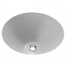 Villeroy & Boch Loop & Friends umywalka podblatowa, 380 mm srednicy, Star White Ceramicplus - 9249_O1