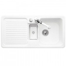 Villeroy & Boch Zlew jednokomorowy Biały Ceramicplus - 832295_O1