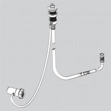 Kaldewei Akcesoria instalacyjne Model 8880 Wyciągany wąż prysznicowy - 558224_O1