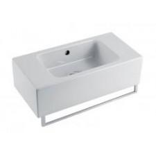 GSI Traccia Umywalka wisząca prostokątna, 52 x 26 cm, biała - 406260_O1