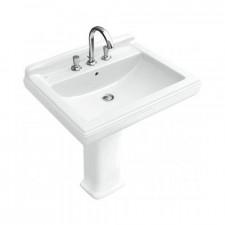 Villeroy & Boch Hommage umywalka 750 x 580 mm Star White CeramicPlus - 580024_O1
