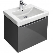 Villeroy & Boch Subway 2.0 umywalka 550 x 440 mm, do montazu z meblami Subway 2.0 Weiss Alpin Ceramicplus - 420097_O1