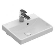 Villeroy & Boch Avento Umywalka wisząca 450x370 weiss alpin ceramicplus - 580266_O1