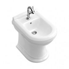 Villeroy & Boch Hommage Bidet stojący z podłogi 57.5x37 Biały Ceramicplus - 8745_O1