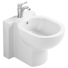 Villeroy & Boch EDITIONALS, Bidet, 385 x 560 mm, model stojący, weiss (alpin) - 8305_O1