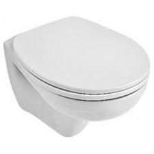 Villeroy & Boch Omnia classic, miska WC wisząca krótka, 350x490 mm, Weiss Alpin - 10938_O1