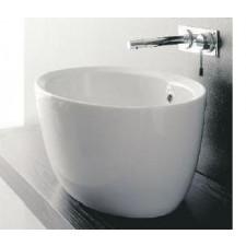 Matty ovale umywalka stawiana na blacie 64x46 h30 - 458314_O1