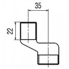Tres mimośród standard 80 - 220 mm - 4513_T1