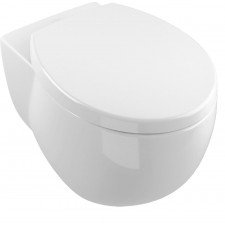 Villeroy & Boch Aveo Deska sedesowa Aveo new generation, 9M57, 475 x 65 x 397 mm, Star White Ceramicplus - 518190_O1