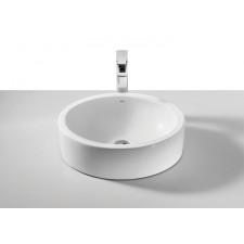 Roca Fuego umywalka 49x39 cm (bez otworu przelewowego) maxi clean - 598319_O1