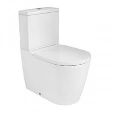Roca Inspira round wc do kompaktu dual rimless btw 645 - 779910_O1