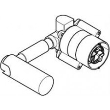 Ideal Standard element podtynkowy do baterii - 552434_O1