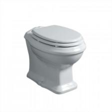 Simas Arcade, Miska WC, stojaca 37x51,biała - 385653_O1