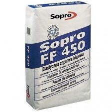 Sopro FF 450 Elastyczna zaprawa klejowa 25kg - 428700_O1