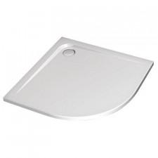 Ideal Standard Ultra Flat brodzik asymetryczny 90x70cm lewy biały z powłoką antypoślizgową - 576098_O1