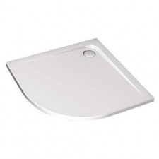 Ideal Standard Ultra Flat brodzik asymetryczny 100x80cm prawy biały - 552706_O1