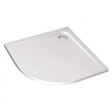 Ideal Standard Ultra Flat brodzik asymetryczny 100x80cm lewy biały - 552619_O1