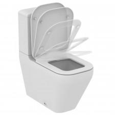 Ideal Standard Tonic II miska WC kompaktowa AquaBlade z deską sedesową wolnoopadającą biały - 576141_O1